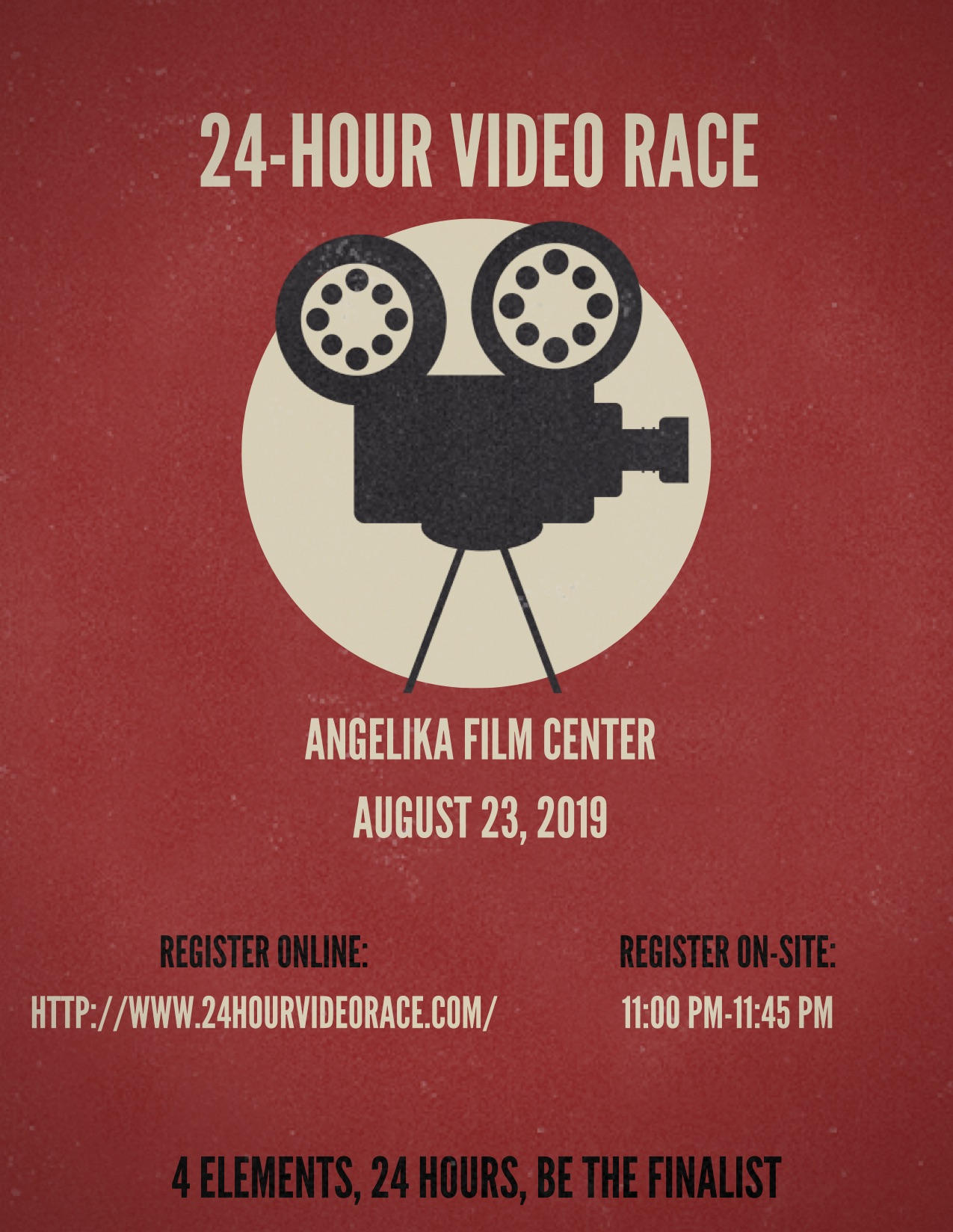 24 Hour Video Race
